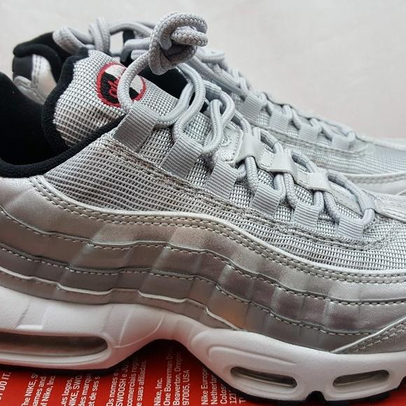 Nike Air Max 95 QS Silver Bullet NWT